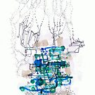 Details of a device for the manufacture of dreams by Regina Valluzzi