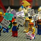 Lego Nation by Jessica Liatys