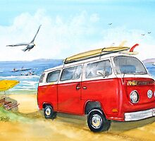 Dwynn's VW by Rob Beilby