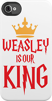 Weasley is Our King by Rosalind5