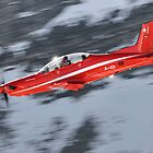 Pilatus PC-21 - Swiss Air Force by Ted Lansing