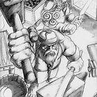 Dwarf Smithy by Dan Goodfellow