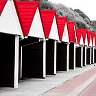 Beach Huts by scottseldon