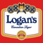 Logan&#x27;s Canadian Lager by Malc Foy