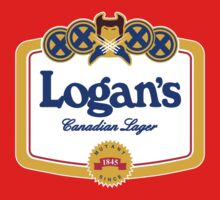 Logan's Canadian Lager by Malc Foy