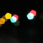 Traffic Lights Bokeh by scottseldon