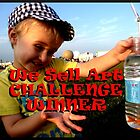 We Sell Art Challenge Winner Banner by Joel Kitts