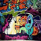 Urban Art Three by megandunn