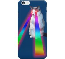 Lazer Kitteh iPhone Case/Skin