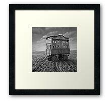 Villa Framed Print