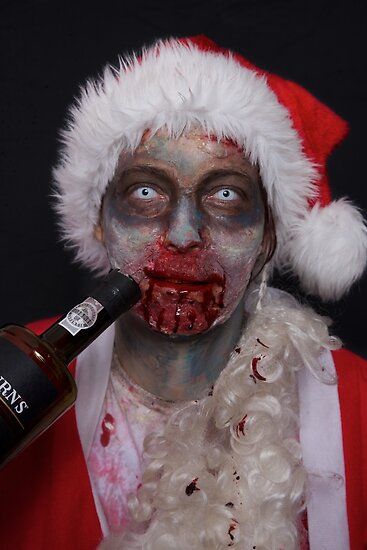 Zombie Santa Zombie sa...