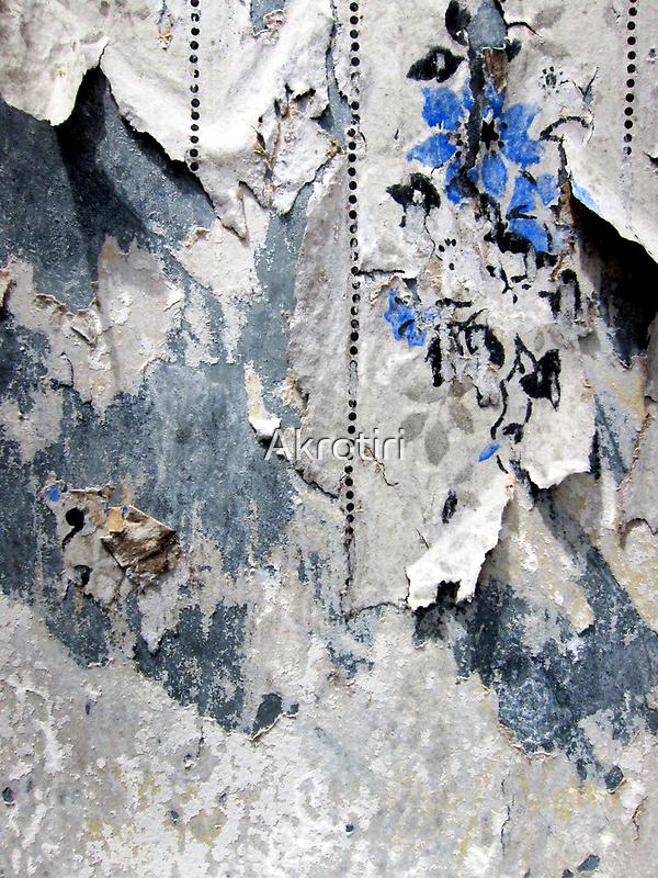 Derelict House  #105 by Akrotiri