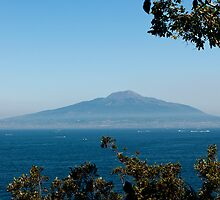 Vesuvius by William Davies