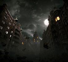 Arcane Nights by taenaron