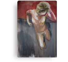 Jess 14 Canvas Print