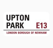 Upton Park Sign by StreetsofLondon