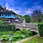 Ethnographic Complex Etara, Bulgaria by Ivo Velinov