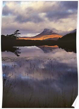 Stac Pollaidh Reflection. Scotland. by photosecosse /barbara jones