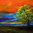 Soaring Tree Two by Denice Taylor Rinks
