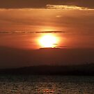 Inch Island November Sunset 2 by Fara