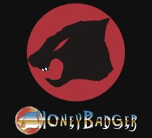 Honey Badger by Anthony Pipitone