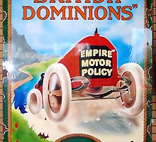 British Dominions by George Petrovsky