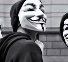 Anonymous by Sunnivam