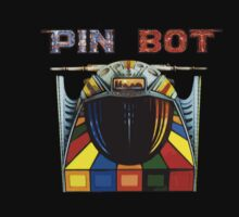 Pinbot Retro by PopCultFanatics
