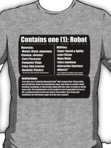 Robotic Humanoid (tm) T-Shirt