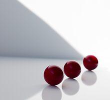 Geometrisch Rot by Aviana