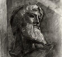 Zeus by George Syrimis