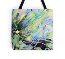 Axion of Evil - Watercolor Painting Tote Bag