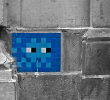 Space Invader 5 by RecklessTimes
