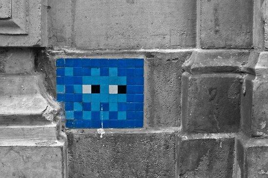 Space Invader 5 by RecklessTimes