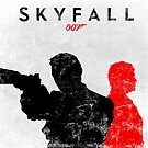 James Bond Skyfall by Zoe Toseland