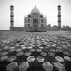 taj.mahal.II by Nina Papiorek