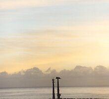 Lanzarote Dawn 03 by Karen  Securius