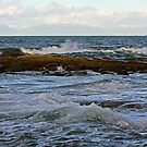 rough sea  by TerrillWelch