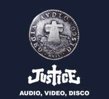 Justice - Audio, Video, Disco by BillSykes