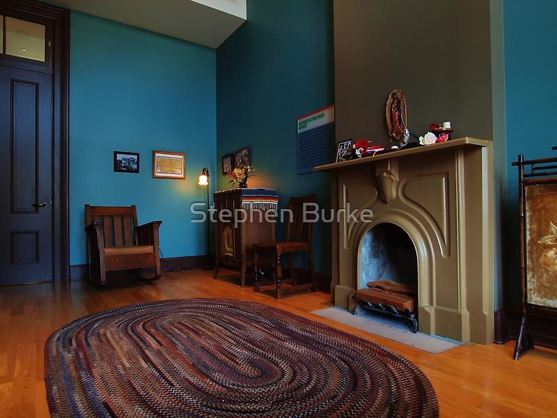 A Typical Sitting Room by Stephen Burke