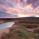 Inverness Dunes Sunrise by EvaMcDermott