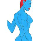 Mystique by Atakmunky7