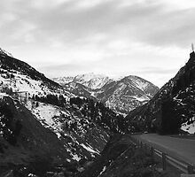Pyrenees Drive by James2001