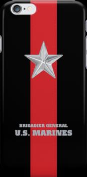 USMC O7 BGen Blood Stripe by Sinubis