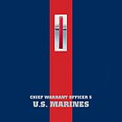 USMC W5 CWO5 Blood Stripe by Sinubis