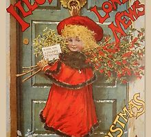 Christmas 1895 by ©The Creative  Minds