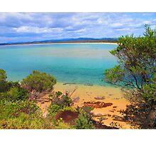 Main Beach, Merimbula Photographic Print