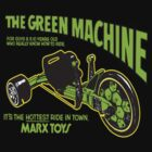 The Green Machine  by BUB THE ZOMBIE