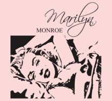 marlyn monroe by Mr.A Li