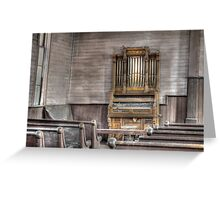 Forgotten Hymns Greeting Card
